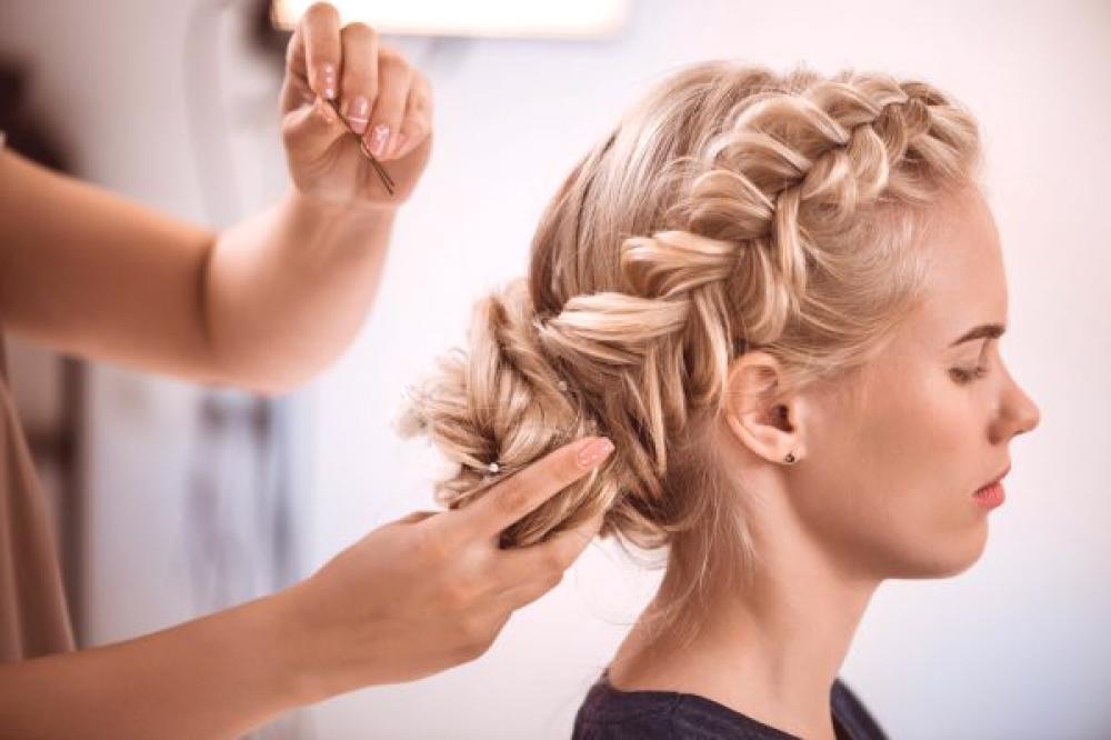 Lijepe Frizure Za Dugu Kosu Brza I Jednostavna Fotografija